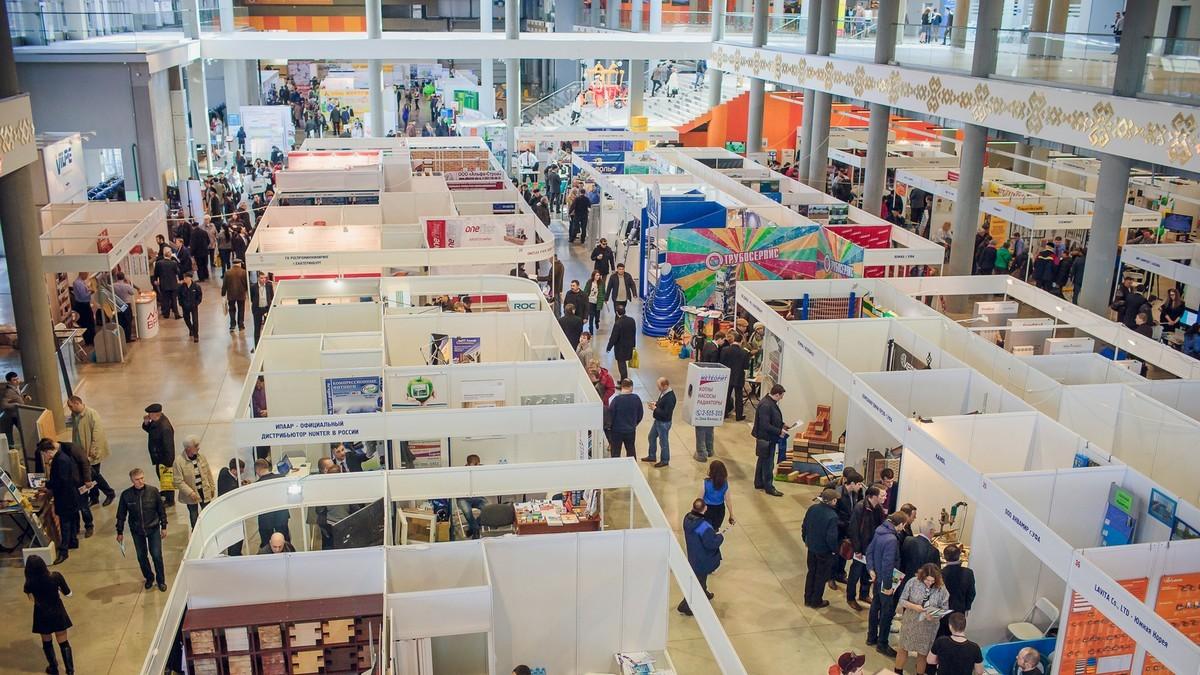 POLYNOR на выставке в Уфе 18 - 21 апреля